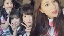 【IZ*ONE】本田仁美、メンバー全員との写真をインスタにアップ!