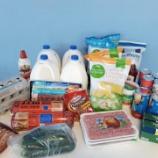 『今月の食料品購入(11/1~11/7)』の画像