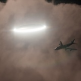 【謎の円柱】米パイロットが「UFO」を目撃! 航空自衛隊もこれと同じものを目撃している模様(動画あり)