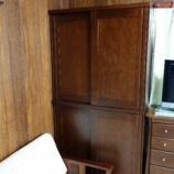 『丸亀市にフルオーダー仕様のスライド式書棚を納品』の画像