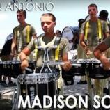 『【DCI】ドラム必見! 2019年マディソン・スカウツ・ドラムライン『テキサス州サンアントニオ』本番前動画です!』の画像