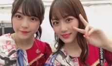 【超速報】山下美月、4期生の人気メンバー柴田柚菜ちゃんから尊敬されてる模様!!!