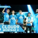 『Cloud9 公式Montage 4! (feat.Sneaky.Jensen.Rush.Hai.BunnyFuFuu)』の画像