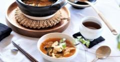 【無印良品】万古焼のこなべに一目惚れ♪一人鍋&湯豆腐にちょうどいいサイズ♪