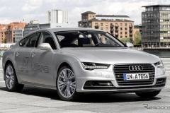 Audi「A7スポーツバック」発表! 使い勝手も兼ね備えたクーペスタイル
