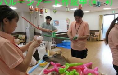 『☆☆夏祭りーーーー(準備編)☆☆』の画像