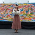 第66回日本女子大学目白祭2019 その25(Japan Women's Collectionコンテスト/鈴木菜月)