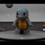 『リマインド記事:【名探偵ピカチュウ】ゼニガメ可愛すぎかよ!映画に登場するポケモンたちのメイキング風映像「キャスティング」が公開!』の画像