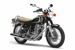 ヤマハのロングセラーバイク「SR400」に35周年記念モデル登場