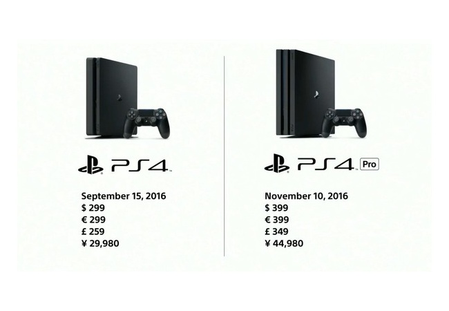 PS4買うけど、ProかSlimで迷ってます