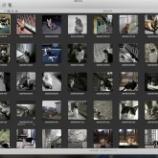 『iCloud投入で気付いたApertureがLRに勝ると思う点』の画像