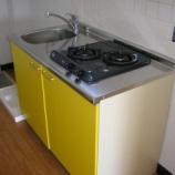 『キッチンの水垢をサクッと除去する方法』の画像