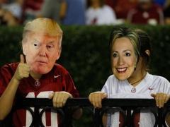 【 画像 】アメリカ大統領選をサッカー好きに分かりやすく表現したコラ画像が面白いwww