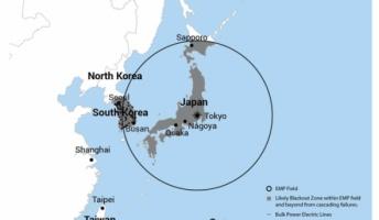 中国、電磁パルス攻撃に特化した核弾頭を製造=もし日本に被弾した場合の想定がやばすぎた・・・・