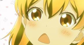 【俺がお嬢様学校に「庶民サンプル」としてゲッツされた件】第7話 感想 キス&ケッツ回!