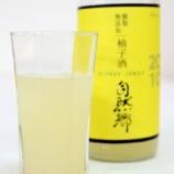 『お気に入り食材図鑑vol.3 大木代吉本店の糖類無添加 柚子酒』の画像