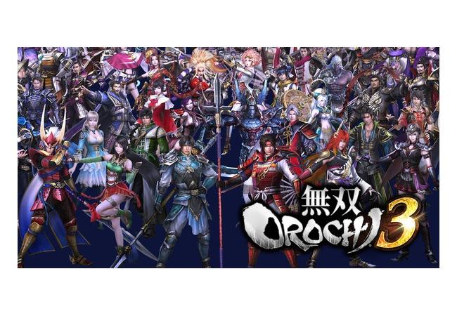 【無双OROCHI3】最強キャラランキング、呂布またしても弱い