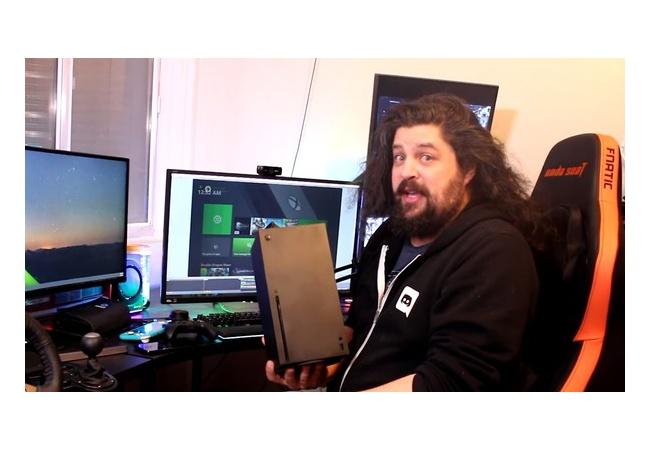 『Xbox SeriesX』実機レビュー動画解禁!!圧倒的な安定とロードの速さ