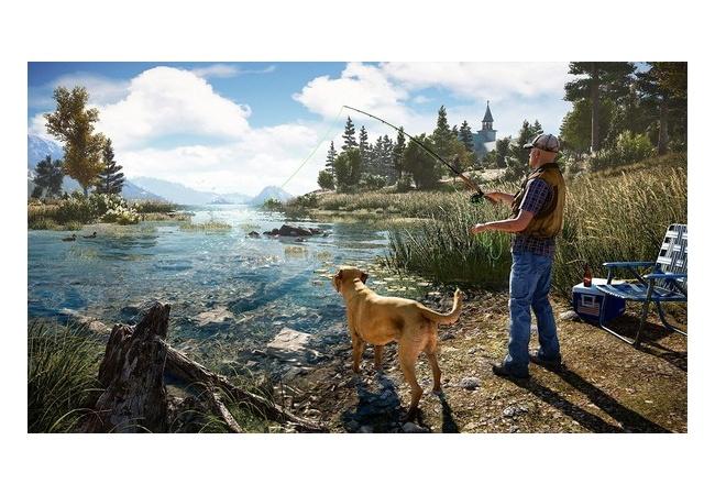 【ファークライ5】釣りが楽しい、やり方