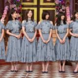 『乃木坂46が出演した『しゃべくり007』の視聴率がこちら・・・』の画像