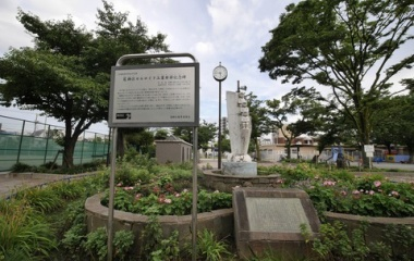 『LAOWA7.5mmF2による京成立石駅周辺 2019/08/31』の画像