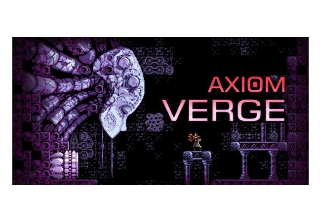真のメトロイド『Axiom Verge』がPS4とSwitchに登場!