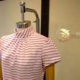 『店頭新作 半袖フレアフリルプルオーバーが完成。』の画像
