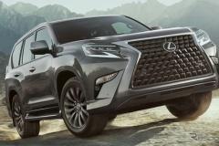 レクサスの新型SUV「GX」はランクル プラドの兄弟車