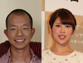 バイきんぐ・小峠英二(38)と坂口杏里(23)、手つなぎデート撮られた