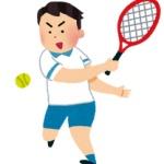 社会人になって何となくテニス始めた結果www