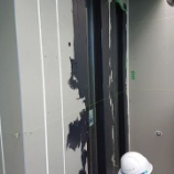 『外壁タイルの作業開始【着工83日目】』の画像