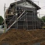 『外壁施工』の画像