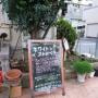 【篠崎】カフェアンジェ Cafe Ange ホワイト&ストロベリーパンケーキ