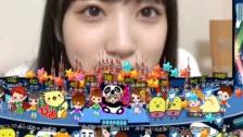 矢吹奈子のSHOWROOMに韓国のファンが殺到!30分で2万人突破!タワー大乱立!