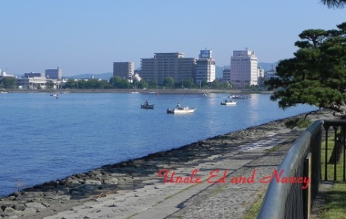 『ある夏の朝の風景(宍道湖)』の画像