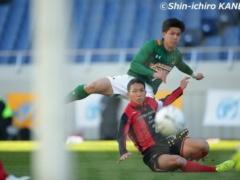 【高校サッカー】準決勝「青森山田 vs 矢板中央」ハットトリック&夢スコ達成www