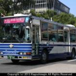 『名古屋市営バス 三菱ふそうエアロミディ KK-MJ27HL』の画像