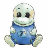 『【J1】大分トリニータ 5万円‼のニータン特大ぬいぐるみ大好評につき1時間半で完売‼ クラウドファンディング企画』の画像