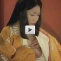 細川ふみえ 映画「千年の恋」のヌード映像