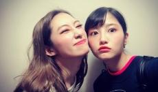 桜井玲香と若月佑美のエモすぎる2ショットキタ━━━━━━(゚∀゚)━━━━━━ !!!!!