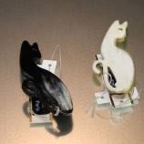 『バッファローホーンのブローチをご紹介いたします。』の画像