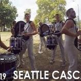 『【DCI】ドラム必見! 2019年シアトル・カスケーズ・ドラムライン『インディアナ州インディアナポリス』本番前動画です!』の画像