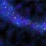『福井の空が今ヤバイ!無数の星が落ちてきてる』の画像