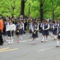 2012年 横浜開港記念みなと祭 国際仮装行列 第60回 ザ よこはま パレード その9(横浜市立港中学校吹奏楽部)