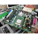 『Compaq Evo D310m マザーボード修理作業』の画像