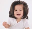 """世界で話題の""""爆毛赤ちゃん""""がP&Gとコラボ 1歳誕生日を祝福しバースデームービー公開"""
