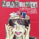 NOAHFINNCE『STUFF FROM MY BRAIN』YouTuberがHopeless Recordsと契約し、POP PUNK/POP ROCKなデビューEPをリリース!