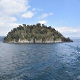 『琵琶湖の龍神スポット「竹生島」より。黒龍のエネルギーを体感!』の画像