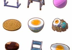 【ポケ森:速報】新しく追加された家具がコチラ!!タマゴが謎すぎるwww
