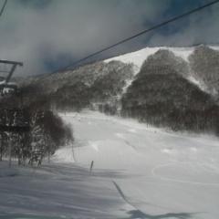北海道スキーツアー2012 その1